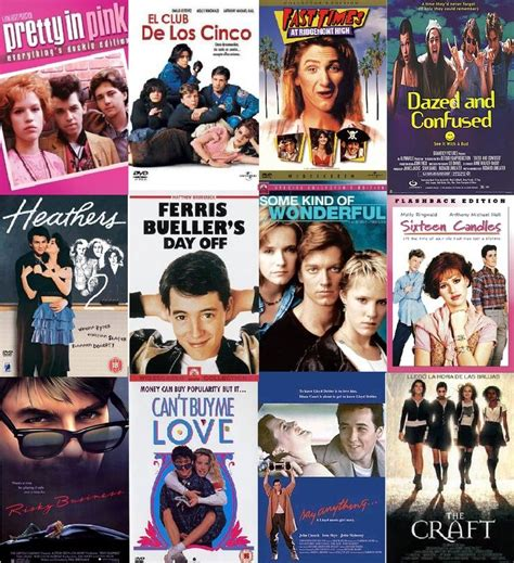 best classic movies best teen movies of the 80s a list by they call me jess