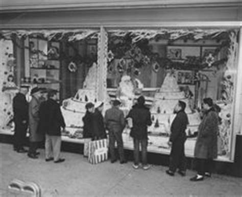 1000 images about vintage christmas storefronts from the