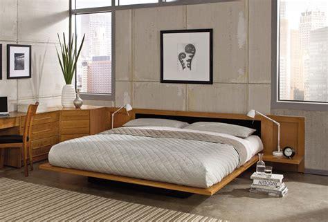 Mikado Japanese Platform Bed   Copeland Furniture