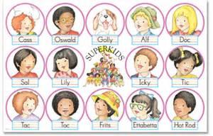 the superkids reading program peek into the first grade