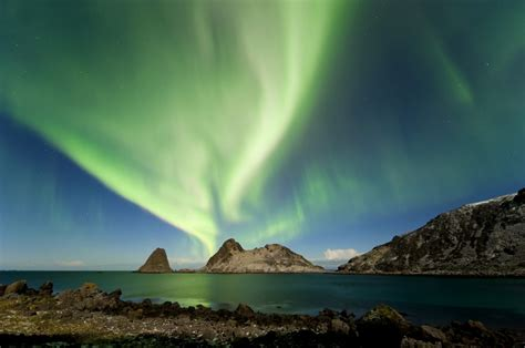 norway northern lights tour northern lights cruise trip fjord travel norway