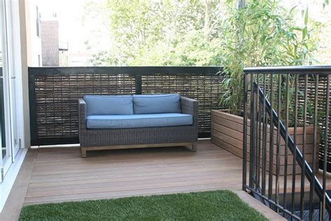 Tiny Backyard Ideas Urban Balcony Design Ideas Montreal Outdoor Living