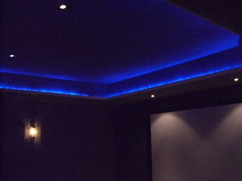 rope lighting design for arcade ceiling gizmo s