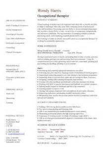 Curriculum Vitae For Physical Therapist by Pics Photos Medical Sales Cv Occupational Therapist Cv
