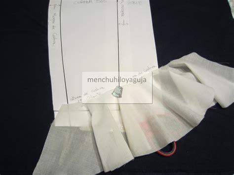 con volante patrones de costura c 211 mo hacer una falda de flamenca con