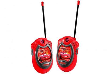 Walki Talkie Cars walkie talkie lexibook tw06dc disney cars