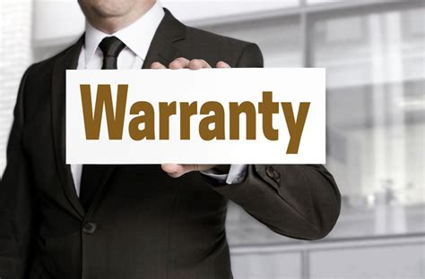 understanding warranties and insurance terms for new