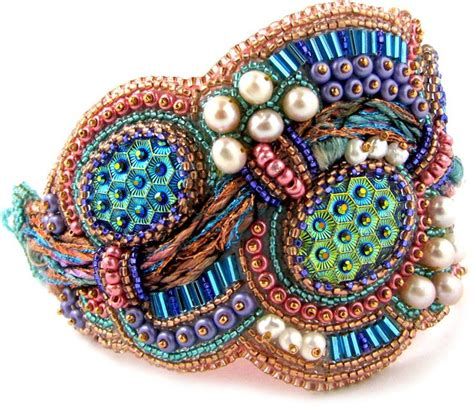 1000 images about bead embroidery on