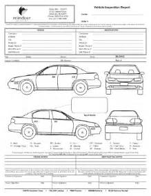 used car inspection checklist printable fill online