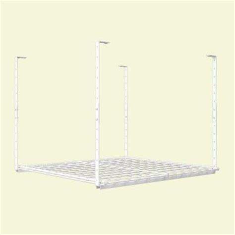 Home Depot Garage Ceiling Storage by Hyloft 36 In W X 36 In D Adjustable Height Garage