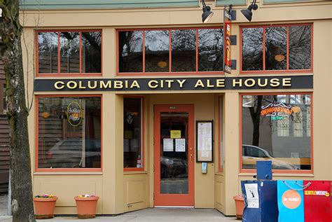 Washington Ale House by Columbia City Ale House Columbia City Seattle Wa