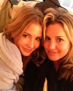 made in chelsea millie mackintosh and caggie dunlop team