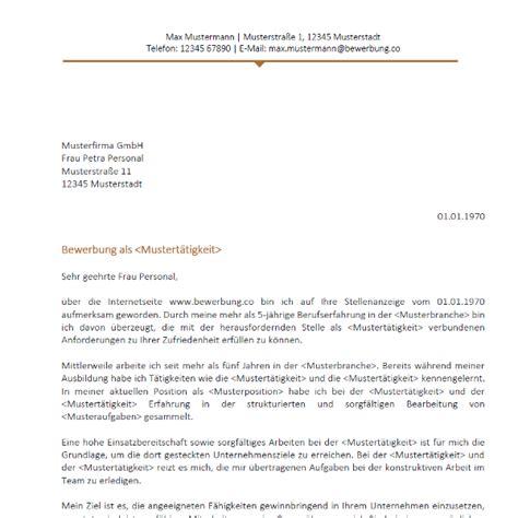 Xing Bewerbungsschreiben Muster bewerbungsschreiben 2017 bewerbung co