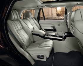 Long Mini Blinds Range Rover Autobiography Black Most Expensive