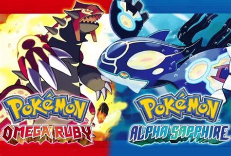 pokemon 12 rub y la m 250 sica de pok 233 mon omega ruby y alpha sapphire disponible en itunes