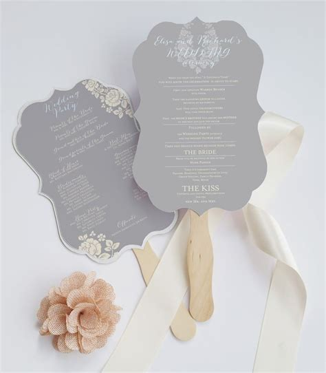 Wedding Fans by 25 Best Ideas About Fan Wedding Programs On
