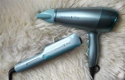 Remington D8700 Protect Hair Dryer turning the heat dialing up the results remington