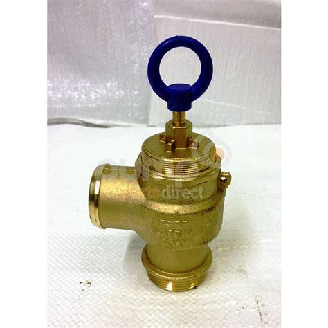 Valve C I Jis10k 2 1 1 2 quot pressure relief valve