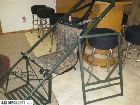 tree stand sale armslist for sale trade tree lounge tree stand