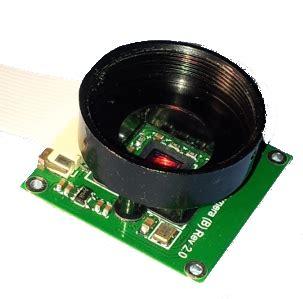 x bit astro imaging: the raspberry pi camera module as a