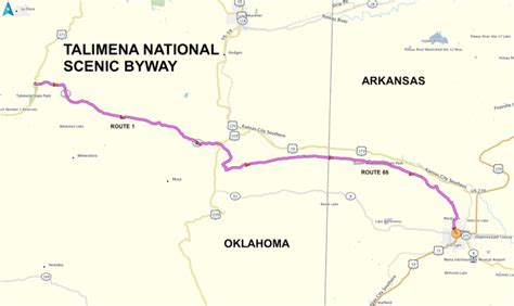 national scenic byway roadrunner s bucket list roads talimena national scenic byway
