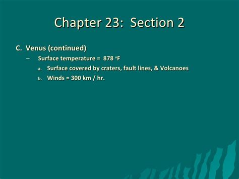 Chapter 24 Section 2 Notes
