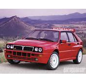 1993 Lancia Delta HF Integrale Evoluzione  European Car Magazine