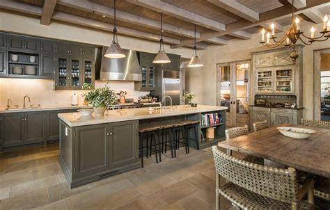 Malibu Kitchen by Kitchen Gathering Gaga S Oceanfront Malibu Estate