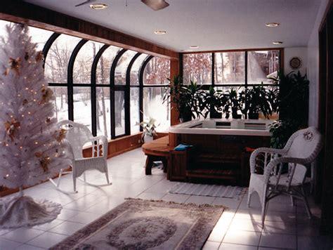 seasons sunrooms  northwest indiana spa