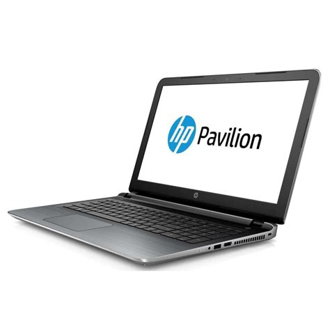 hp pavilion 15 hewlett packard pavilion 15 6 quot notebook 15 ab500na silver