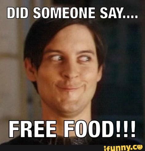 Free Food Meme - 8 ways to save money in college park community credit