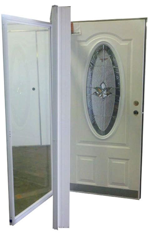 Mobile Home Exterior Doors Replacement 38x76 3 4 Oval Glass Door Lh For Mobile Home Manufactured Housing