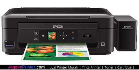 Printer Scan Copy Murah epson l455 dan epson l850 printer ink tank terbaru dari
