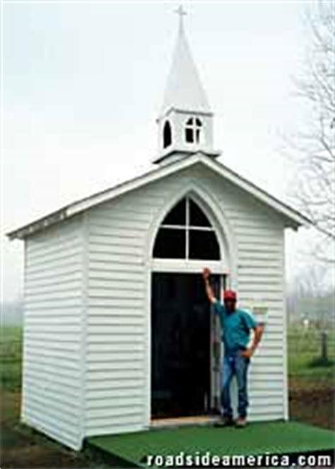 Tiny Houses Texas tiny churches