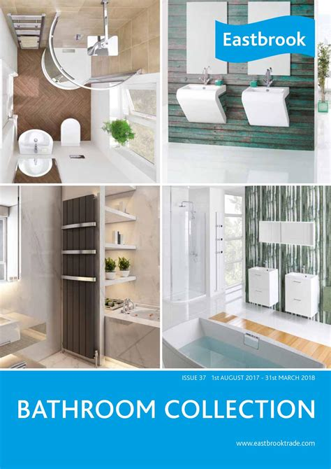 eastbrook bathroom products calam 233 o eastbrook bathrooms catalogue 2017