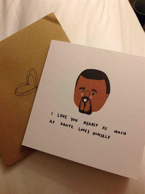 Most Awesome  Ee  Birthday Ee   Card Ive Ever Received Kanye