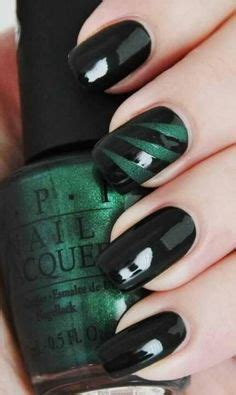 40 classy black nail art designs for hot women 40 classy black nail art designs for hot women black nail art black gold nails and black nails