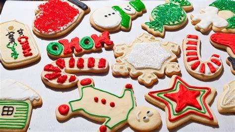 decorated sugar cookies recipe dishmaps