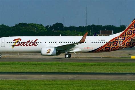 batik air yogyakarta to jakarta batik air tergelincir bandara adisucipto tetap beroperasi