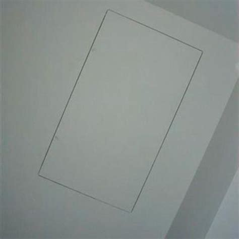 Trappe Plafond Placo by Trappe Invisible Placo