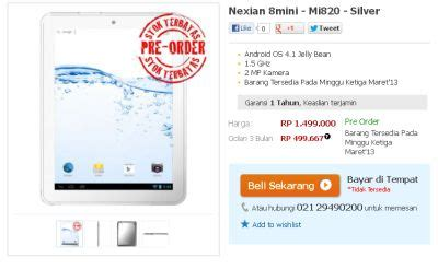 Nexian Tablet Android review nexian mini 8 tablet android 8 inch ciungtips