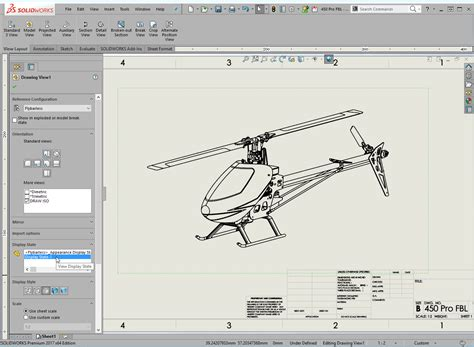 Solidworks Print Drawings solidworks display states in your solidworks drawings