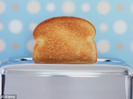 Buttered Bread In Toaster The Perfect Piece Of Toast Scientists Test 2 000 Slices