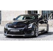2016 Cadillac ATS V Coupe Twin Turbo Black Line By Geiger