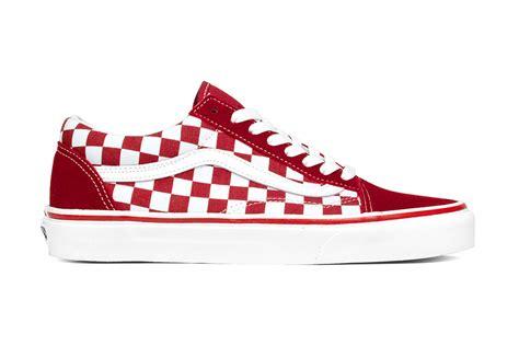 Harga Retail Vans Checkerboard by Vans Skool Checkerboard Pack Sneaker Bar Detroit