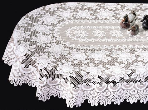 oval lace tablecloths uk classic oval tablecloth by heritage lace 2 sizes and 2 colors ebay