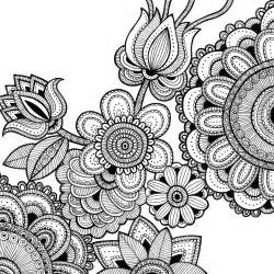 intricate coloring pages illustration and motion news