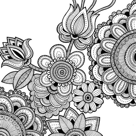 Coloring Page Designs Illustration And Motion News by Coloring Page Designs