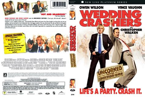 wedding crashers uncorked edition r1 dvd scanned - Wedding Crashers Dvd Cover