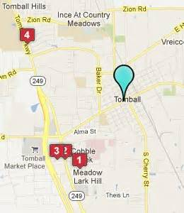 tomball map tomball tx hotels motels see all discounts